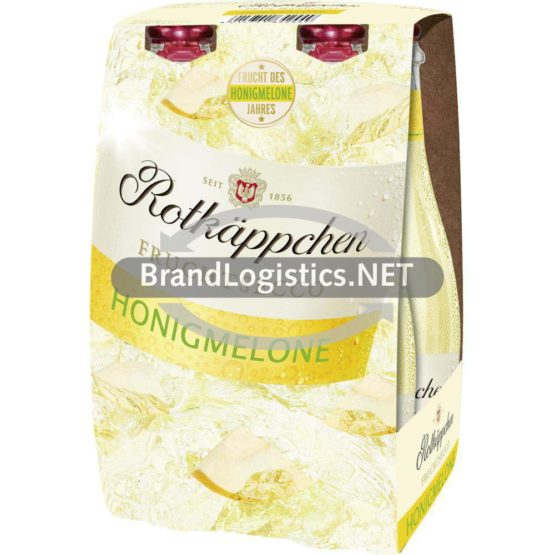 Fruchtsecco Honigmelone Mehrpack (4 x 0,2l)