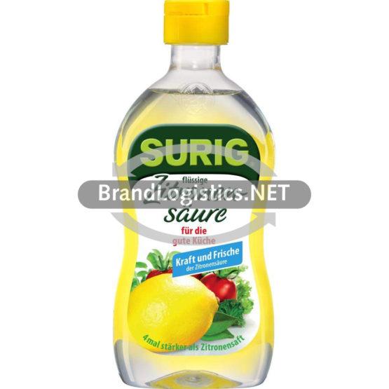 SURIG Zitronensäure 20% 390ml