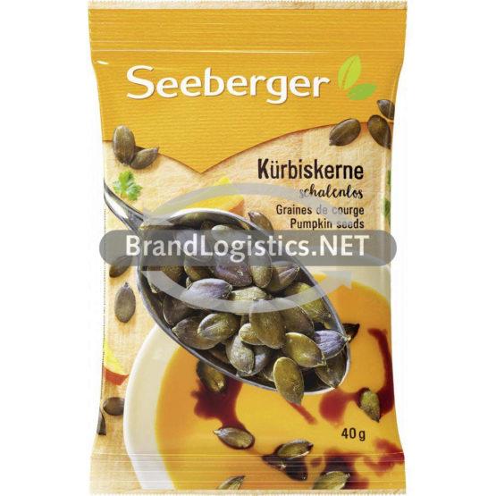 Seeberger Kürbiskerne schalenlos 40 g