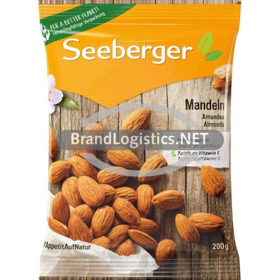 Seeberger Mandeln 200 g
