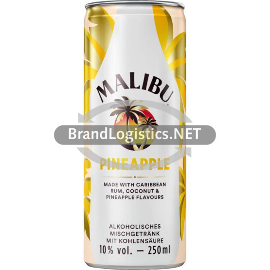 Malibu Pineapple 10% Vol. 0,25l