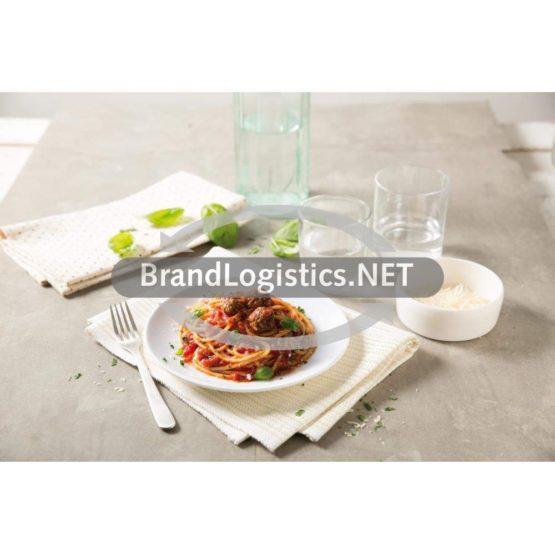 Blue Box Spaghetti mit Fleischbällchen