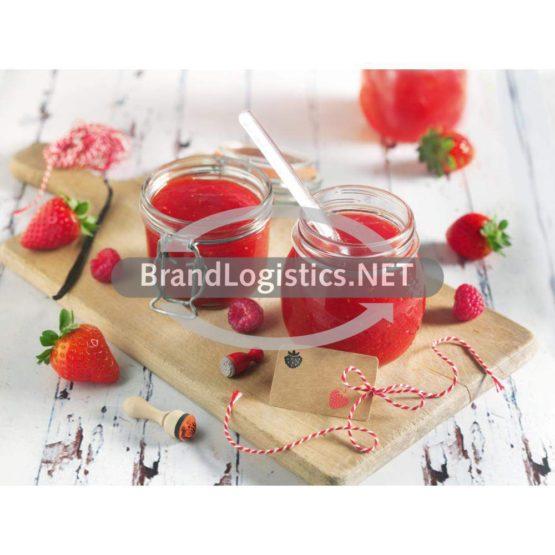 Erdbeer-Himbeer-Aufstrich