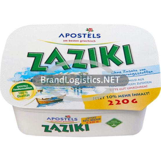 Apostels Zaziki 220g