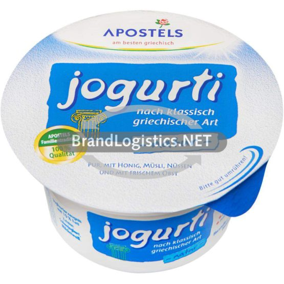Apostels Jogurti Natur