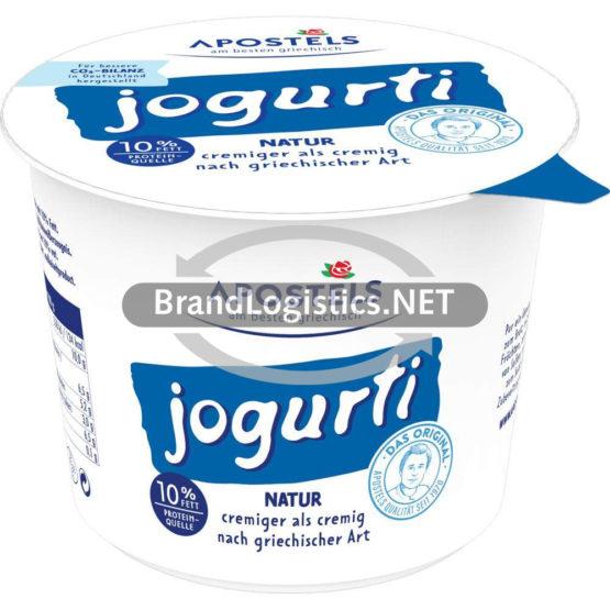 Apostels Jogurti Natur 500g