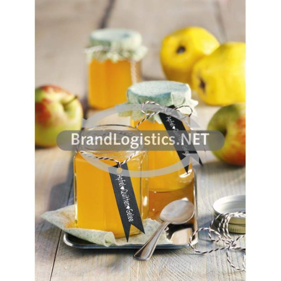 Apfel-Quitten-Gelee
