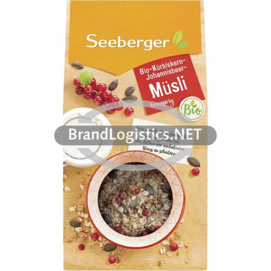 Bio-Kürbiskern-Johannisbeer-Müsli 330 g