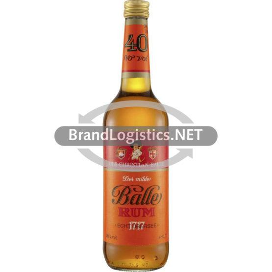 Balle Rum 40% vol. 0,7l