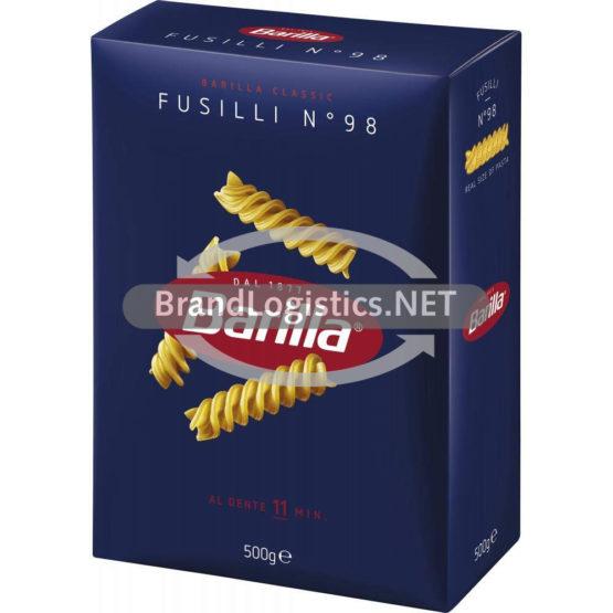 Barilla Fusilli No.98 500g