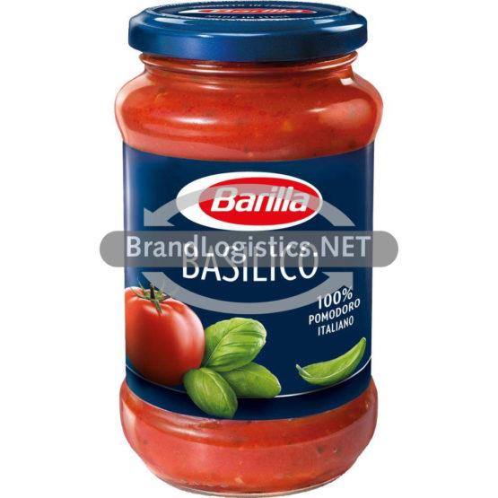 Barilla Pasta-Sauce Basilico 400g