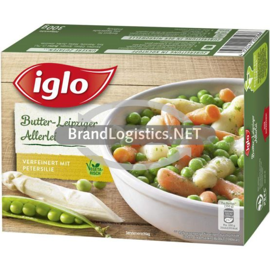 iglo Butter- Leipziger Allerlei 300g
