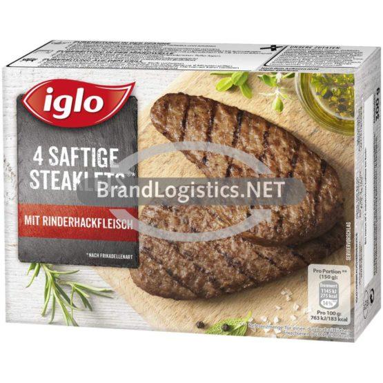 iglo Steaklets