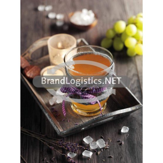 Trauben-Lavendel-Punsch