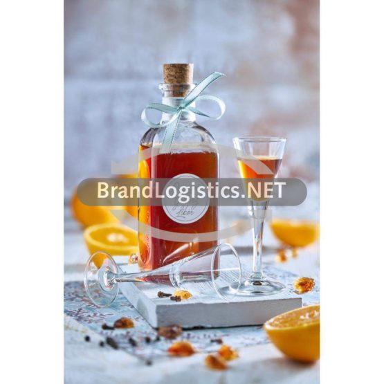 Würziger Orangen-Likör