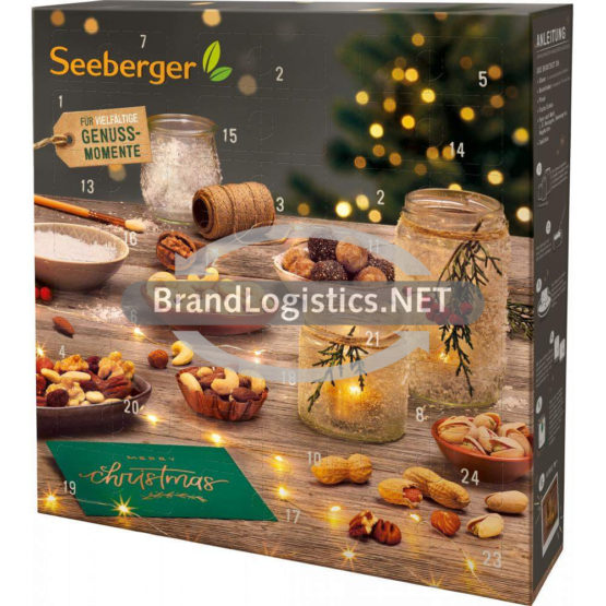 Seeberger Adventskalender 2019 510 g