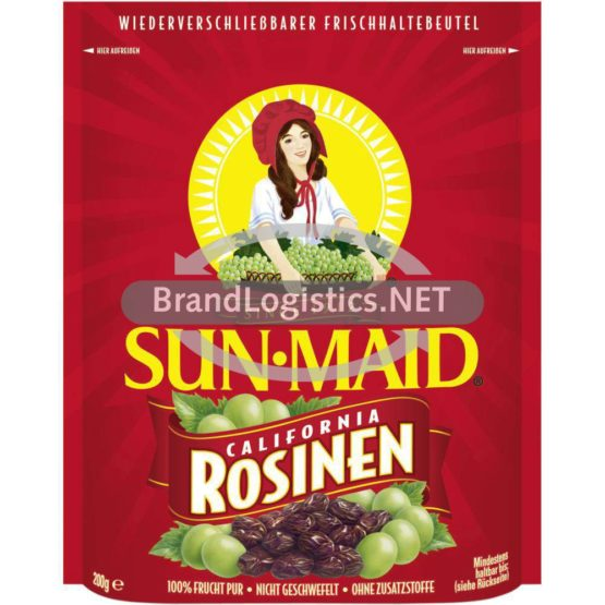 Seeberger Sun Maid Rosinen 200g
