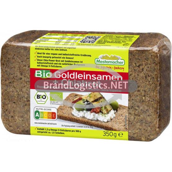 Bio Goldleinsamen + Chiabrot 350 g