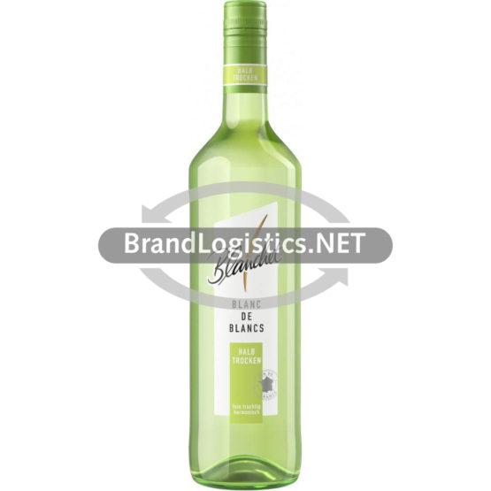 Blanchet Blanc de Blancs Halbtrocken 11,5% vol. 0,75l