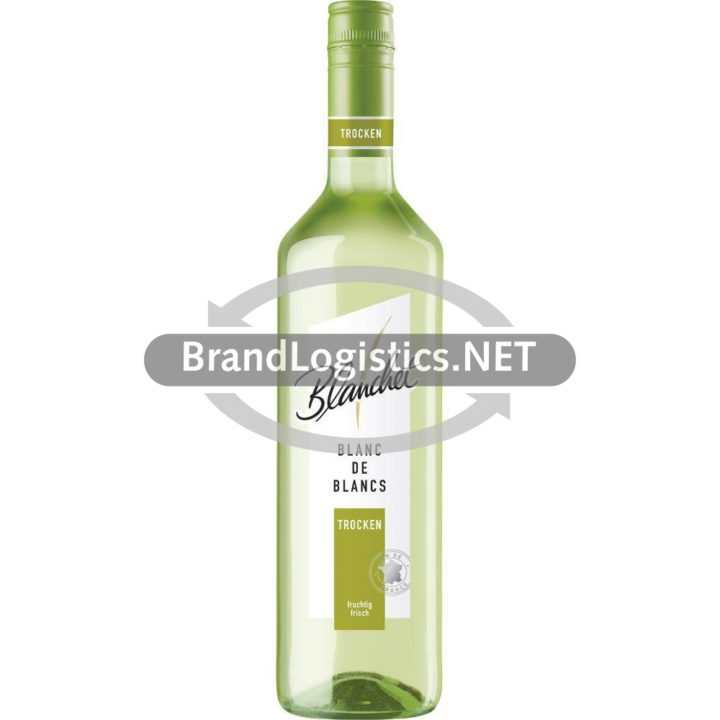 Blanchet Blanc de Blancs Trocken 11,5% vol. 0,75 l