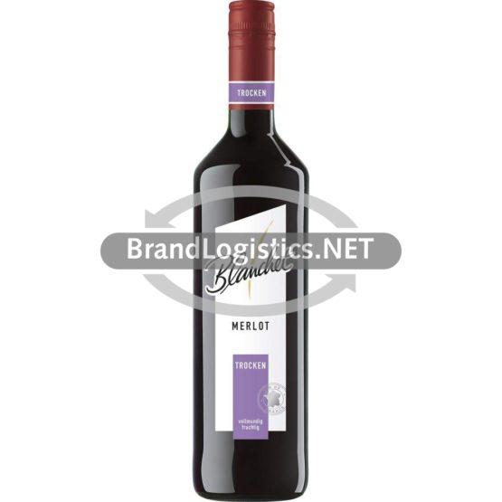 Blanchet Merlot Trocken 12,5% vol. 0,75l