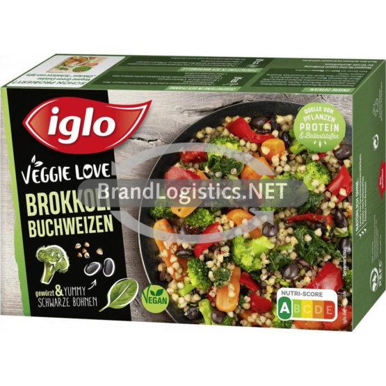 iglo Veggie Love Brokkoli Buchweizen 400 g
