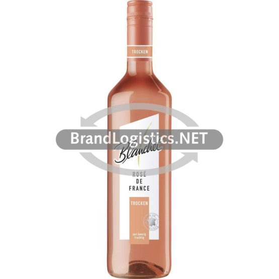 Blanchet Rosé de France Trocken 12% vol. 0,75 l