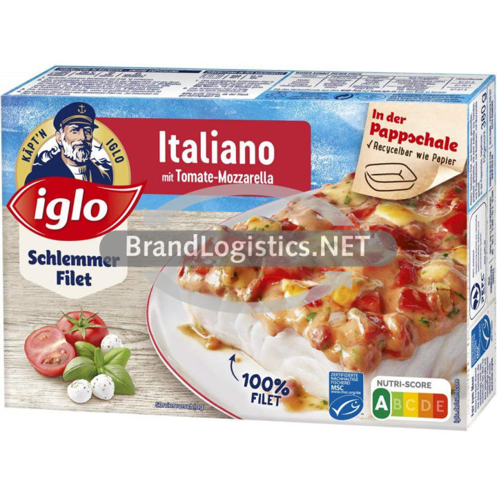 iglo Schlemmer-Filet Italiano 380 g