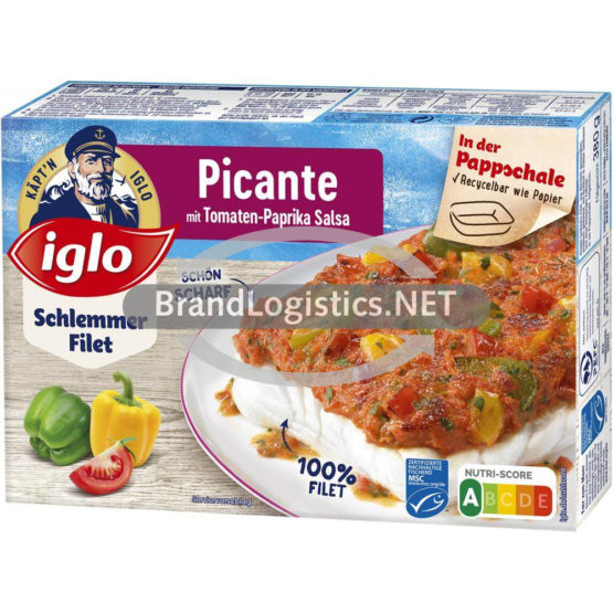 iglo Schlemmer-Filet Picante 380 g