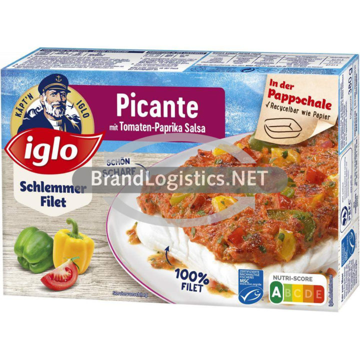 iglo Schlemmer-Filet Picante 380 g