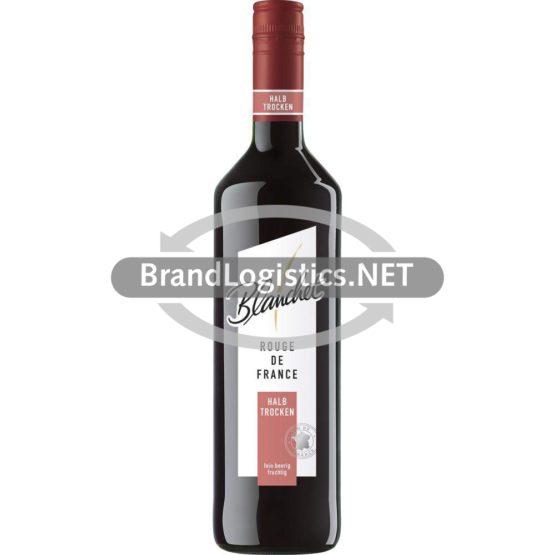 Blanchet Rouge de France Halbtrocken 12,5% vol. 0,75 l