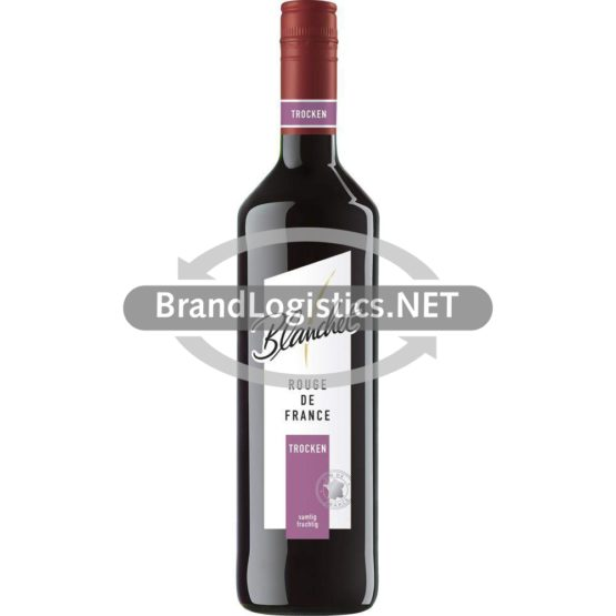 Blanchet Rouge de France Trocken 12,5% vol. 0,75l