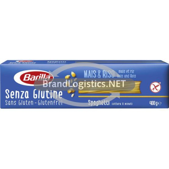 Barilla Senza Glutine Spaghetti n.5 400g
