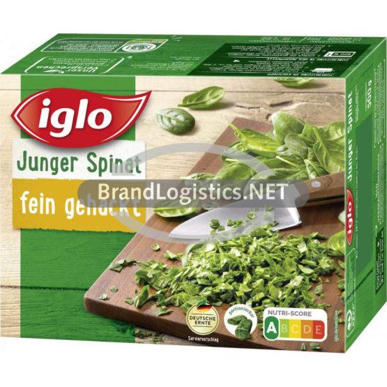 iglo Junger Spinat 500g