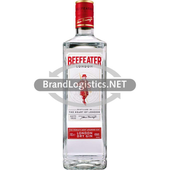 Beefeater Dry Gin 40% 0,7l