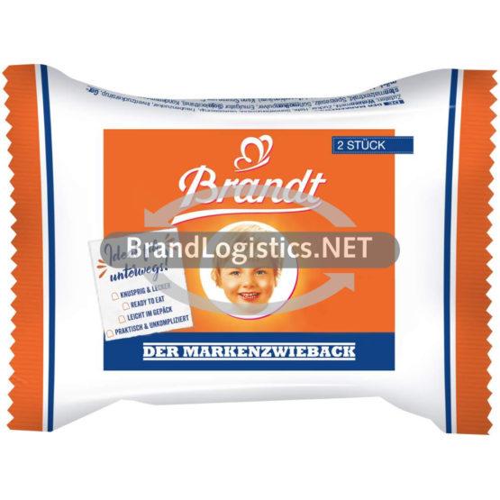 Brandt Der Markenzwieback 2er-Pack 19 g