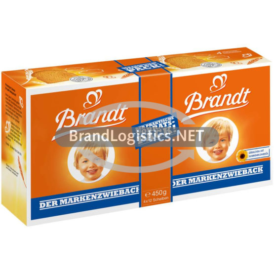 Brandt Der Markenzwieback 450g