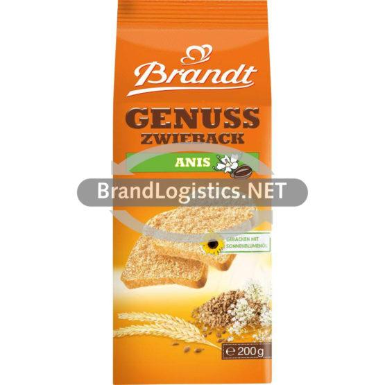 Brandt Genuss Zwieback Anis 200 g