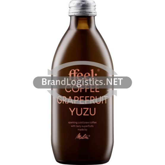 Melitta ffeel Grapefruit Yuzu 330ml