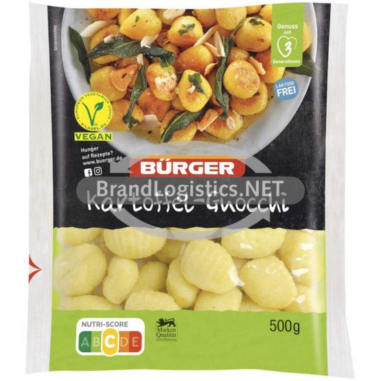 Bürger Kartoffel-Gnocchi 500g