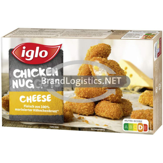 Chicken Nuggets Cheese 250g