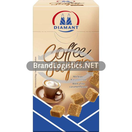 Diamant Coffee Sugar Würfel 350 g