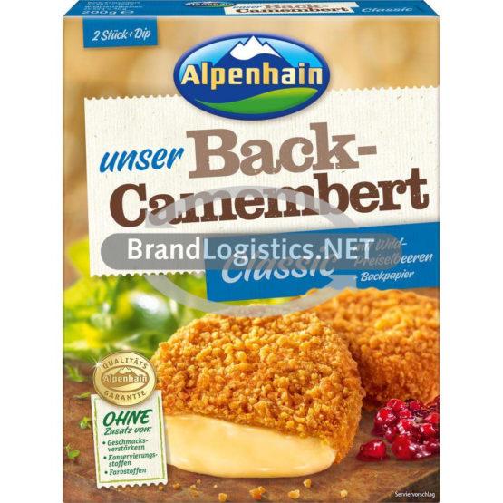 Alpenhain Back-Camembert Classic 200 g
