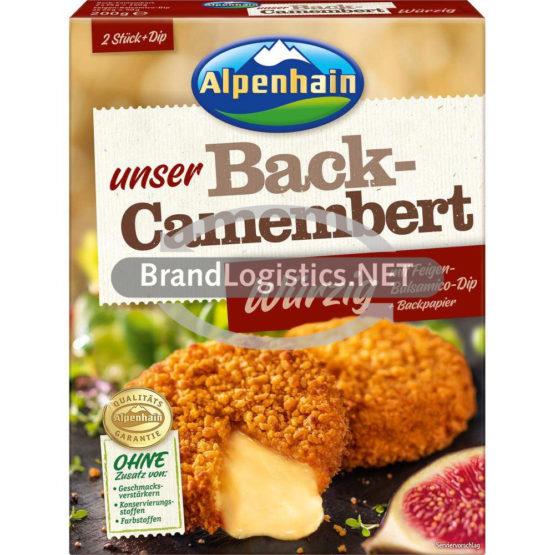 Alpenhain Back-Camembert Würzig 200 g