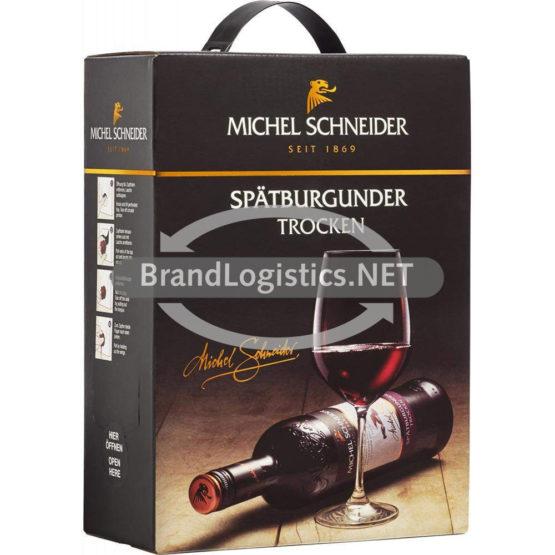 Michel Schneider Spätburgunder trocken 3l