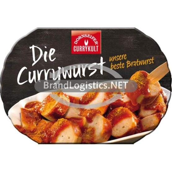 Dornseifer's CURRYKULT Die Currywurst 260 g
