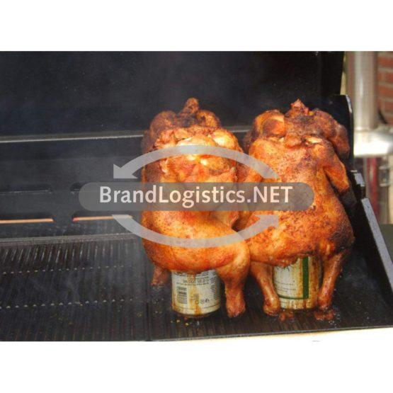 Drunken Chicken- Hähnchen auf der Dose