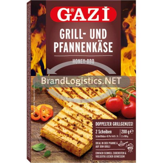 GAZi Grill- und Pfannenkäse Honey-BBQ 200g