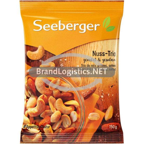 Seeberger Nuss-Trio 150 g