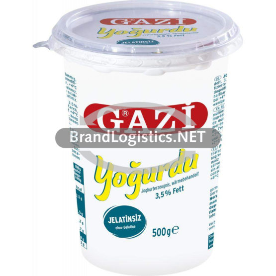 GAZİ Joghurt 3,5% 500 g